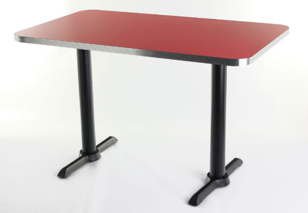1500mm X 700mm American Diner Standard 30mm Thick Ribbed